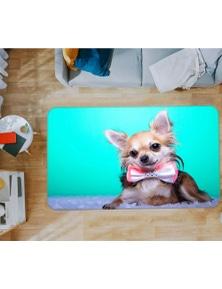 AJ 3D Puppy 37079 Non Slip Rug Mat Room Mat Quality Elegant Photo Carpet