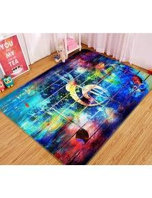 AJ 3D Musical Note 37075 Non Slip Rug Mat Room Mat Quality Elegant Photo Carpet