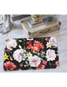 AJ 3D Flowers 37064 Non Slip Rug Mat Room Mat Quality Elegant Photo Carpet