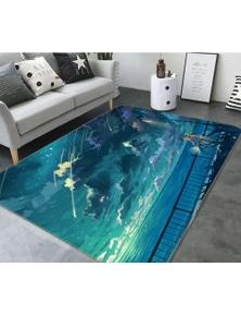 AJ 3D Your Name 689 Anime Non Slip Rug Mat Room Mat Quality Elegant Photo Carpet