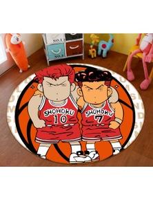 AJ 3D The Basketball Which Kuroko Plays 50 Anime Non Slip Rug Mat Room Mat Quality Elegant Photo Carpet