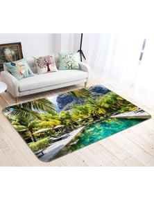 AJ 3D Swimming Pool 715 Non Slip Rug Mat Room Mat Quality Elegant Photo Carpet