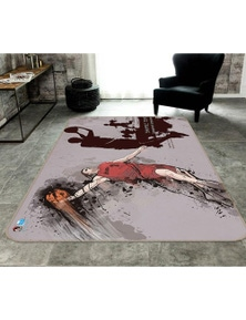 AJ 3D Basketball Player 457 Non Slip Rug Mat Room Mat Quality Elegant Photo Carpet