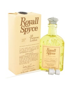 Royall Spyce All Purpose Lotion / Cologne By Royall Fragrances 120 ml -120  ml