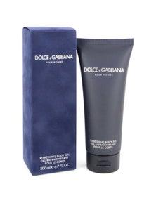 Dolce & Gabbana Refreshing Body Gel By Dolce & Gabbana 200 ml -200  ml