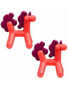 Boon Prance Silicone TeetherUnicorn 2PK