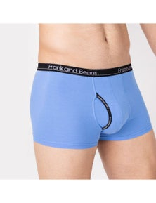 Frank and Beans Blue Boxer Briefs