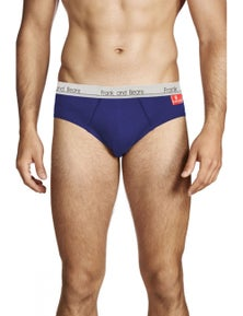 Frank and Beans Purple Briefs
