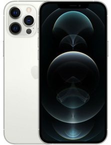 Apple iPhone 12 Pro Max Dual SIM 5G (6GB RAM, 128GB, Silver, Global Version)