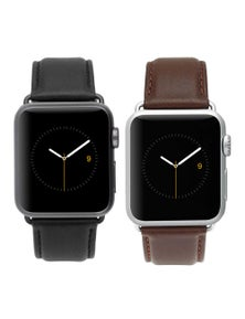 Case-Mate Signature Leather Apple Watch Band 42-44mm