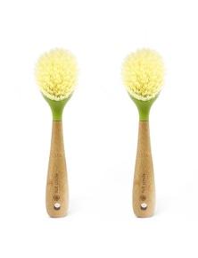 Full Circle Be Good Dish Brush - Green 2X