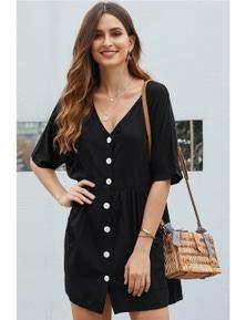 Black Natural Beauty Dress