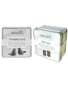 Amalfi 4Pc Amalfi Friendship Birds/Wise Owls
