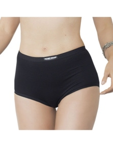Frank and Beans Black Full Brief