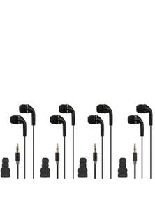 Gecko Audio Kit w/ Aux Cable, RCA CableTrance XD Headphones 4x