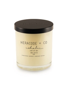 Heracode + Co X-Large Soy Wax Candle - Exhale