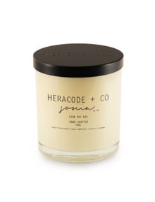 Heracode + Co X-Large Soy Wax Candle - Soma