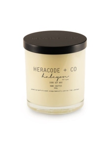 Heracode + Co X-Large Soy Wax Candle - Halcyon