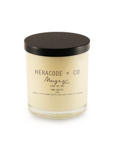 Heracode + Co Large Soy Wax Candle - Muses