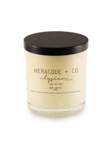 Heracode + Co X-Large Soy Wax Candle - Elysian
