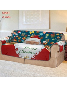 Stretch Sofa Covers Removable Washable Sofa Cover- 2 Seats- Style 1
