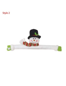 Curtain Buckle Christmas Party Home Decoration- Four- Style 2