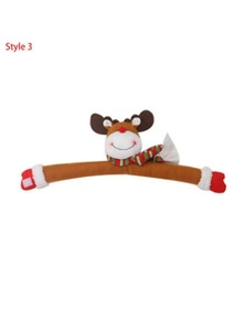 Curtain Buckle Christmas Party Home Decoration- Four- Style 3