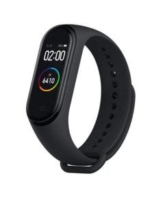 Fitness Trackers Xiaomi Mi Band 4 Smart Watch Bracelet- Black