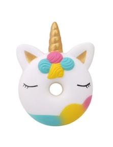 Stress Relief Squeeze Toys Kids- Unicorn Doughnut (Approx. 13cm)