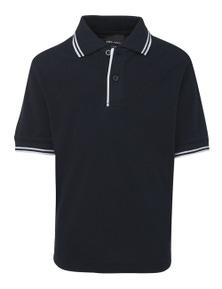 JB's Wear Kids Contrast Polo