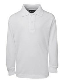 JB's Wear Kids Long Sleeve 210 Polo