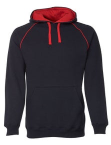 JB's Wear Kids Contrast Fleecy Hoodie