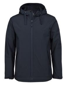 JB's Wear Podium Kids Water Resistant Hooded Softshell Jacket