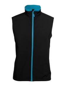 JB's Wear Podium Water Resistant Softshell Vest