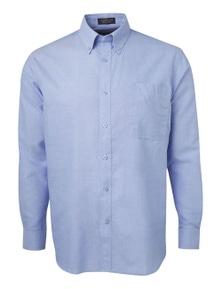 JB's Wear Long Sleeve Oxford Shirt
