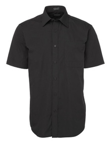 JB's Wear JB's Short Sleeve Poplin Shirt