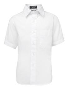 JB's Wear Kids Short Sleeve Poplin Shirt