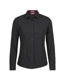 JB's Wear Ladies Classic Long Sleeve Poplin Shirt