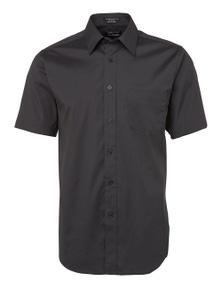 JB's Wear Urban Short Sleeve Poplin Shirt