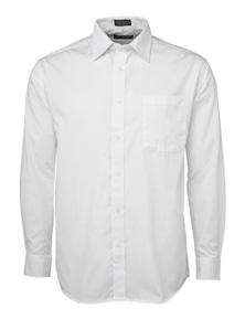 JB's Wear JB's Long Sleeve Poplin Shirt