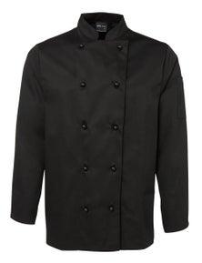 JB's Wear Long Sleeve Unisex Chefs Jacket