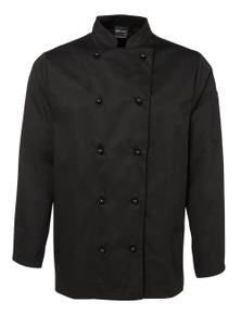 JB's Wear Long Sleeve Unisex Chefs Jacket