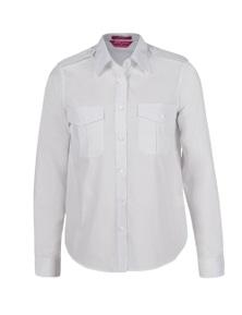 JB's Wear Ladies Epaulette Shirt Long Sleeve