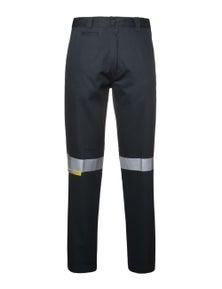 JB's Wear Mercerised Work Trouser with Reflective Tape