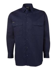 JB's Wear Long Sleeve 150G Work Shirt