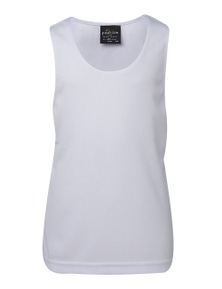 JB's Wear Kids Poly Singlet