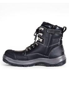 JB's Wear Men's Side Zip Boot