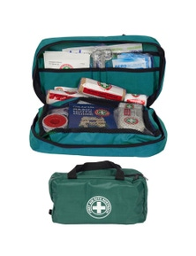 Emergency First Aid Kit Treatment Travel/Camping Compact Medical Survival