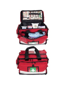 Paramedic/Emergency First Aid Kit Survival Treatment Medical Injuries 509Pc