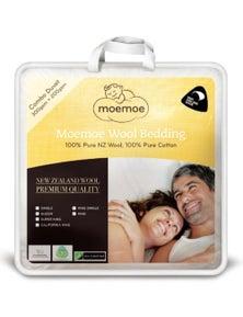 Moemoe 100% NZ Wool 500GSM Combo Duvet Inner